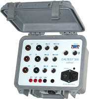 ENLARGE: Caltest 300 - Electricity meters tester class 0.05