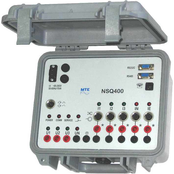 NSQ400 - Network quality analyser